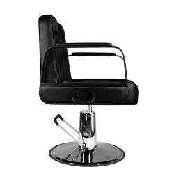 GABBIANO Barber kolečková židle UGO - černá