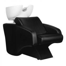 Kadeřnický mycí box C38 - černý