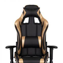 Herní židle Premium 912 gold