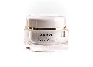 Akryl na nehty Extra White  30 g