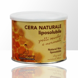 Depilační vosk 400 ml - medový