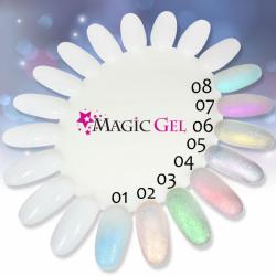UV gely - MAGIC