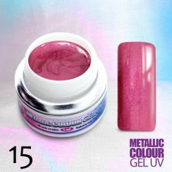 UV gely - METALICKÉ