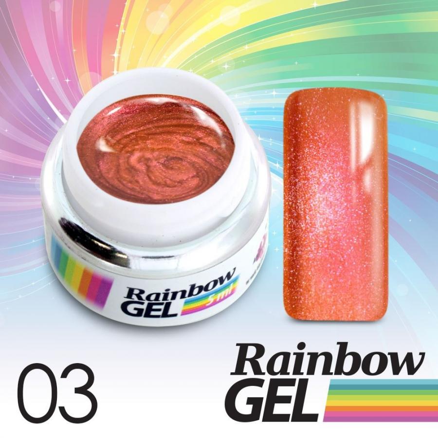 Uv gel Rainbow