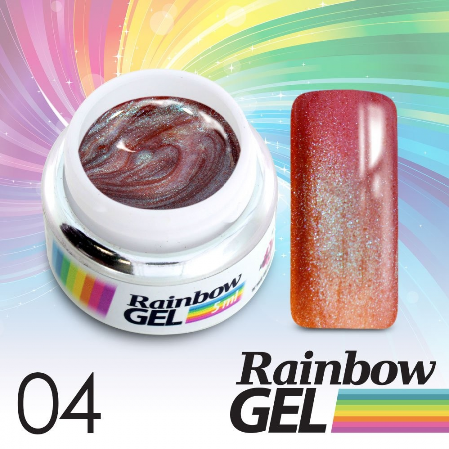 Uv gel Rainbow