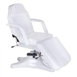Hydraulické kosmetické křeslo BD-8222 bílé