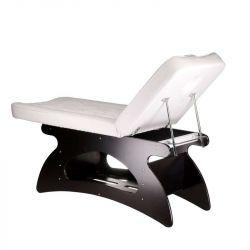 Masážní a kosmetické lehátko Spa & Wellness BD-8241 wenge černé