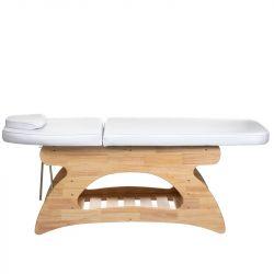 Masážní a kosmetické lehátko Spa & Wellness BD-8241 borovice