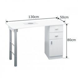 Kosmetický stolek Giovanni DM135P 2