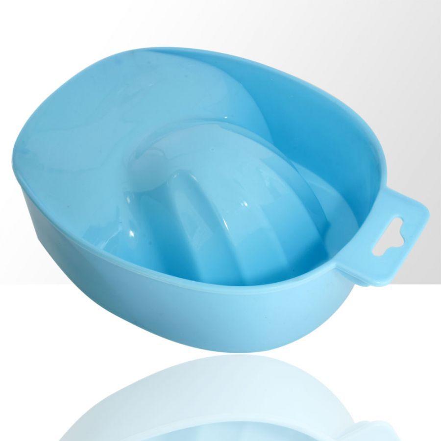 Miska na manikúru - modrá