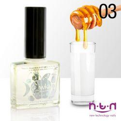 Olejíček na nehty s vůní mléka a medu 10ml