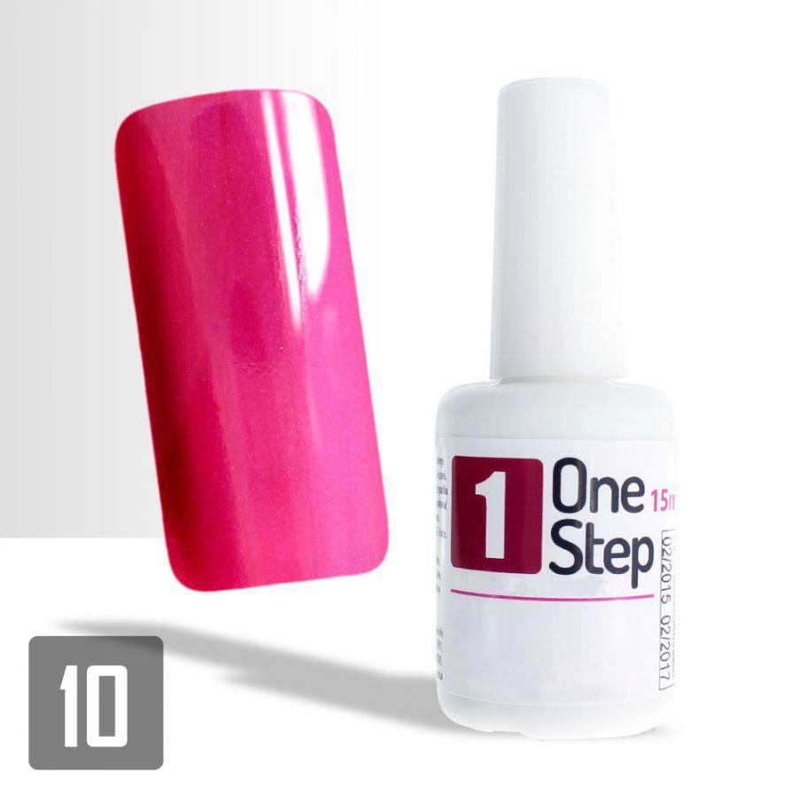 One Step gel UV/LED 3v1 amarant 15ml