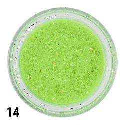 Glitterový prach č. 14 - nádobka (A)