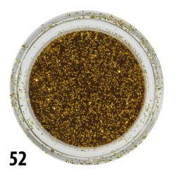Glitterový prach č. 52 - nádobka (A)