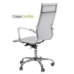 Kancelářská židle CorpoComfort BX-2035 bílá