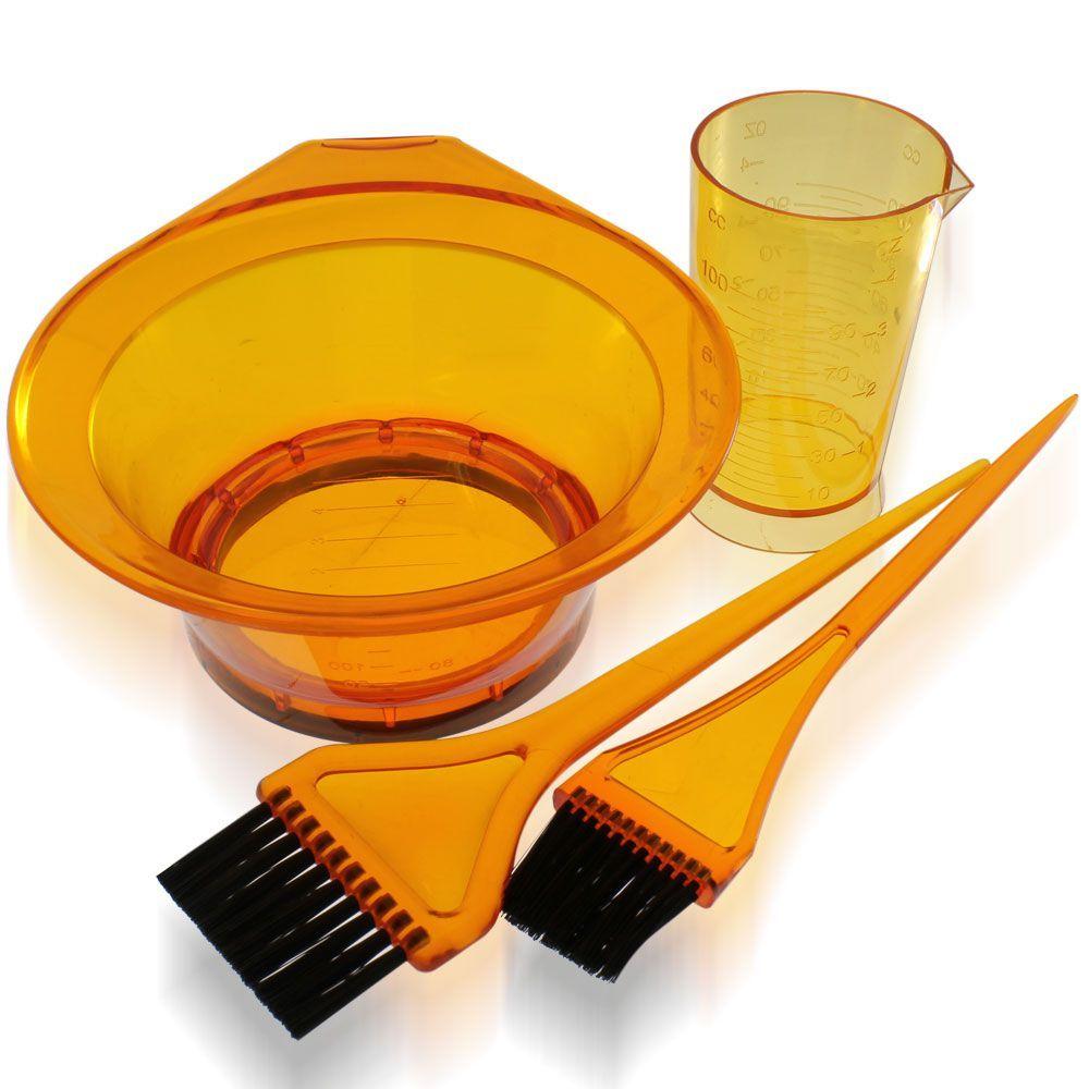 Sestava pro rychlé překrytí barvou - oranžová