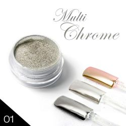 01. Chromatic pigment - MULTI CHROME - Chromový efekt (A)