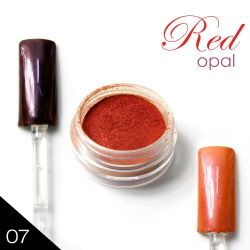 07. a'la METAL MANIX - RED OPAL