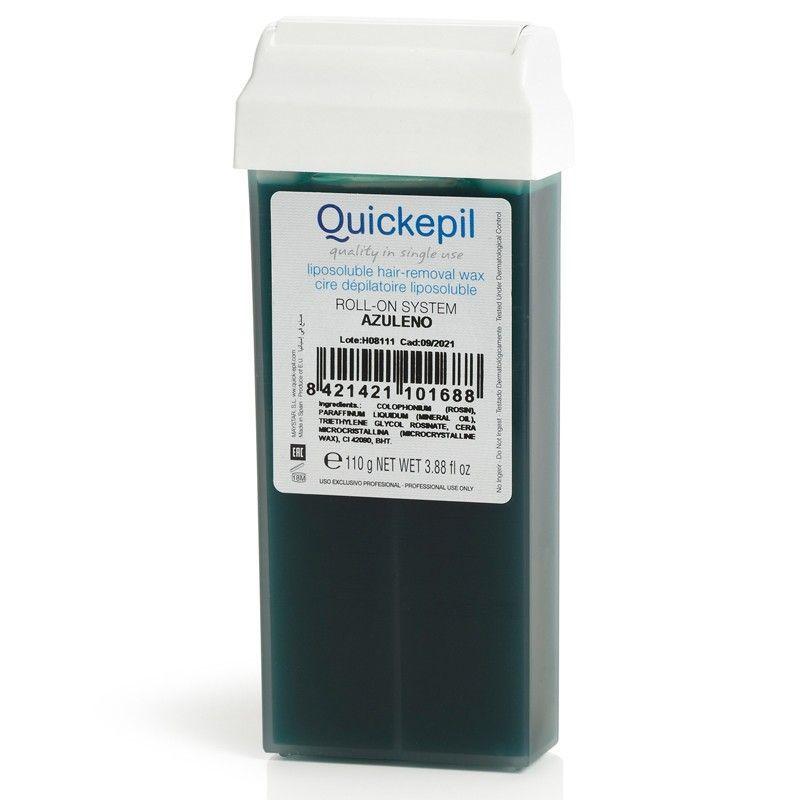 Depilační vosk QUICKEPIL - rolka 100g azulen