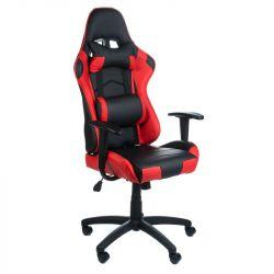 Herní židle RACER CorpoComfort BX-3700 červená (BS)