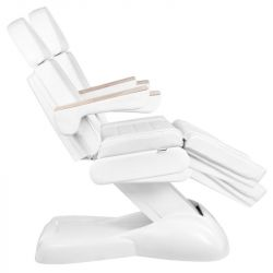 Kosmetické lehátko elektrické LUX 273B bílé