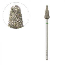 Frézka na pedikúru diamantová kužel 4,7/12,0mm ACURATA (AS)