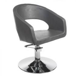 Kadeřnické křeslo PAOLO BH-8821 šedé (BS)