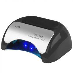 Lampa PROFESSIONAL 2v1 UV LED+CCFL 48W TIMER+SENSOR černá (AS)