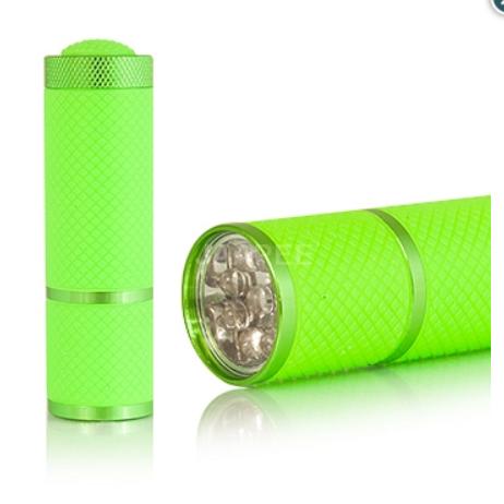 MINI LED světlo 9W - zelené