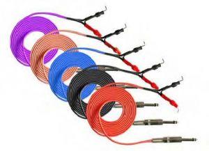 Springless Silicone Clip Cord - 2,4 m (NATS)
