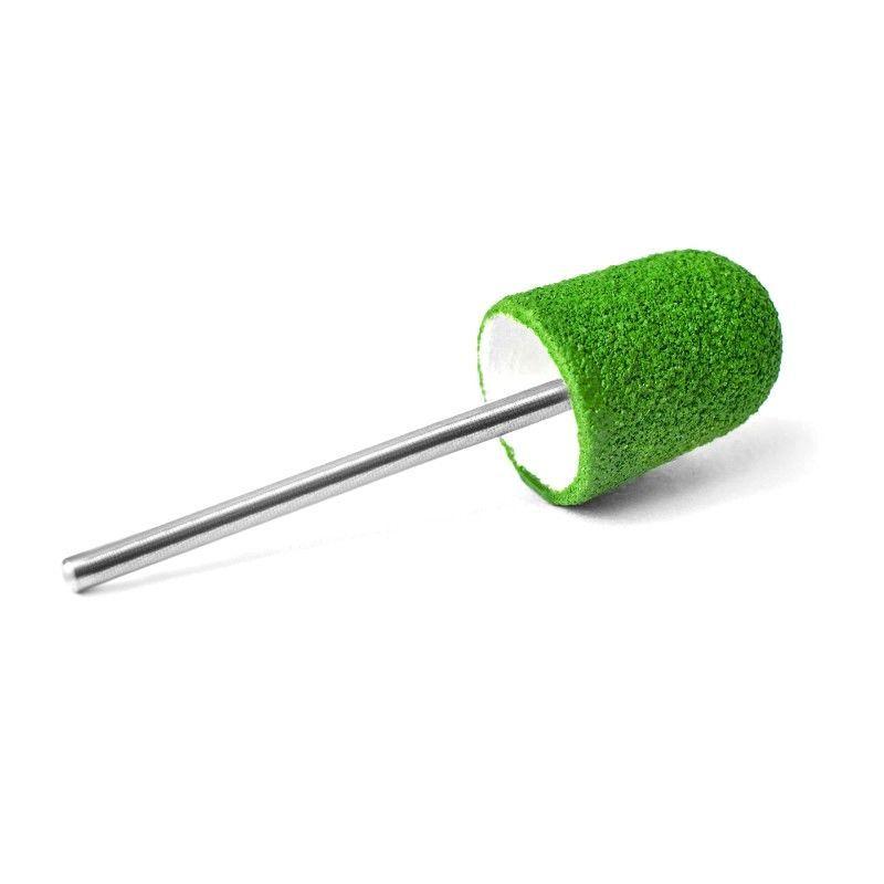 Frézka na pedikúru EXO 15mm 80 - zelená