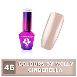 Gel lak Colours by Molly 10ml - Cinderella