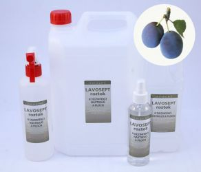 Dezinfekce na nástroje a plochy 500 ml rozprašovač - aroma trnka (AM)