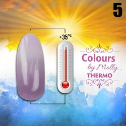 Gel lak Colours by Molly Thermo 05 - 10ml