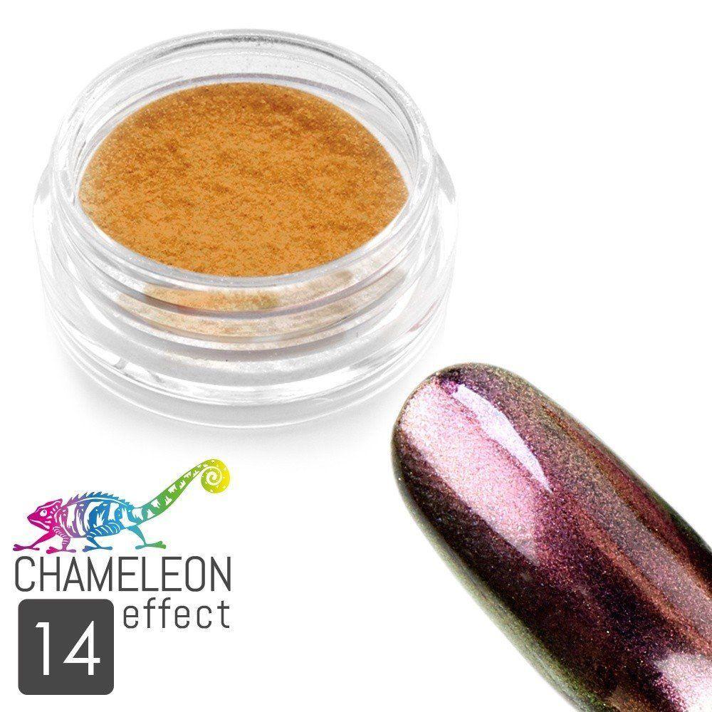 Pyl na nehty - CHAMELEON efekt 14