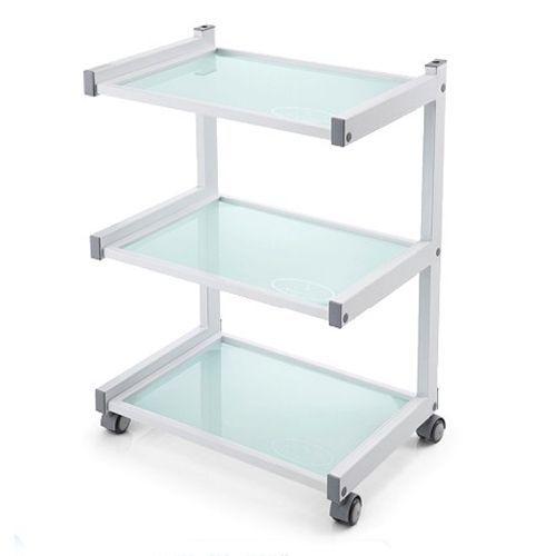 Pojízdný stolek se 3 policemi