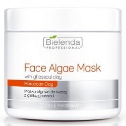 Bielenda Alginátová maska s ghassoulovým jílem 190 g