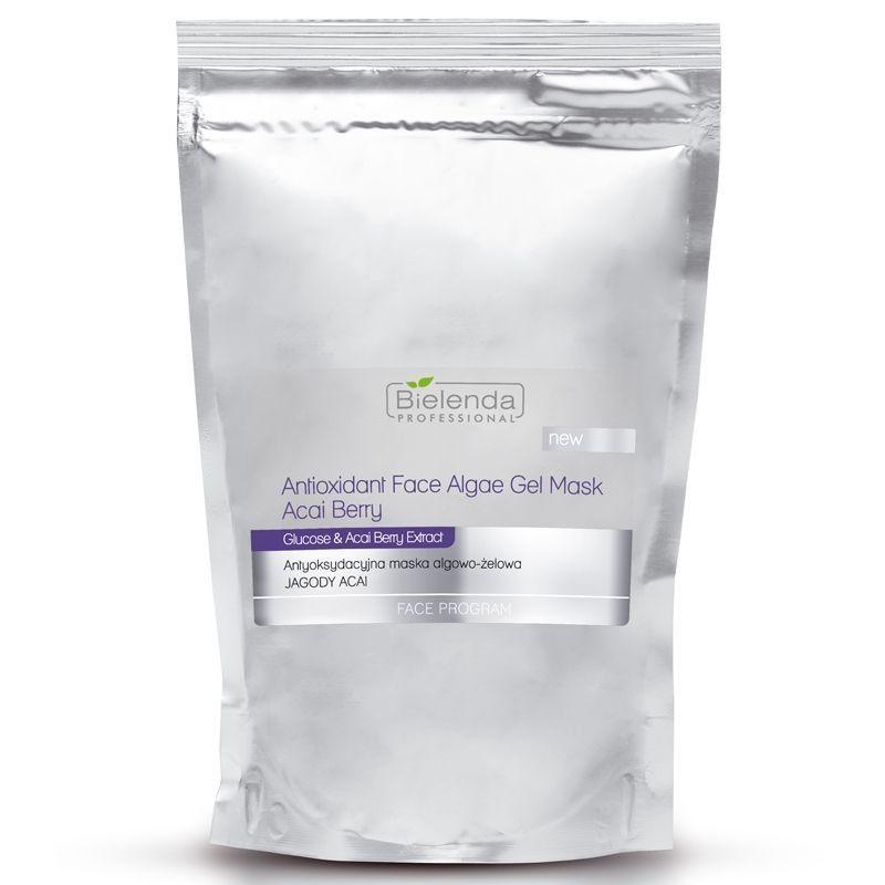 Antioxidační alginátovo-gelová maska s jahodami a ACAI