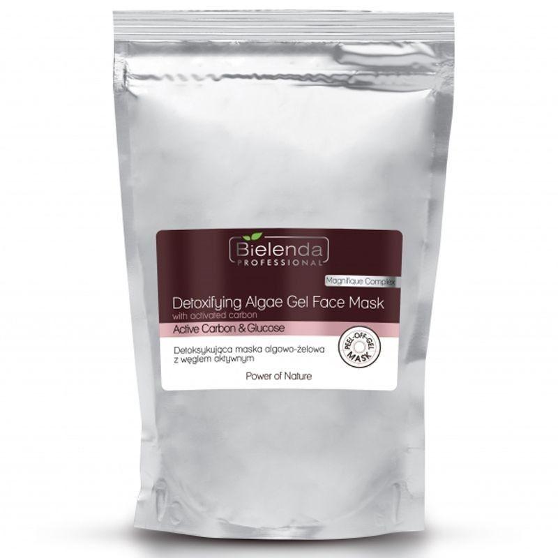 Detoxikační alginovo-gelová maska s aktivním uhlíkem 190 g