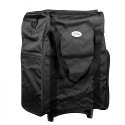 Kufr kosmetický černý SA830