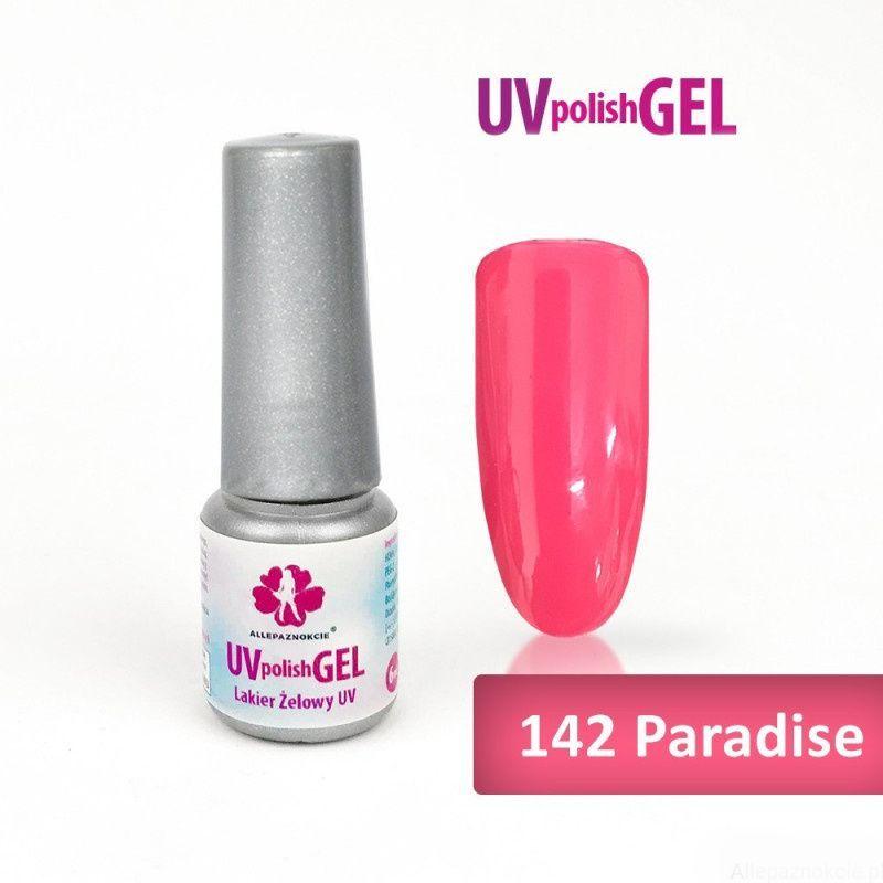 142.UV gel lak Paradise 6 ml