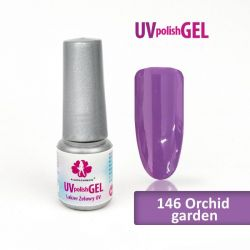 146.UV gel lak Orchid garden 6 ml (A)