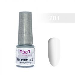 201.NTN Premium Led gel lak na nehty 6 ml (A)