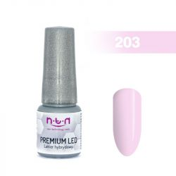 203.NTN Premium Led gel lak na nehty 6 ml (A)