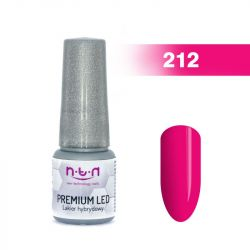212.NTN Premium Led gel lak na nehty 6 ml (A)