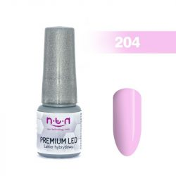 204.NTN Premium Led gel lak na nehty 6 ml (A)