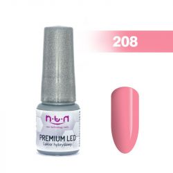 208.NTN Premium Led gel lak na nehty 6 ml (A)