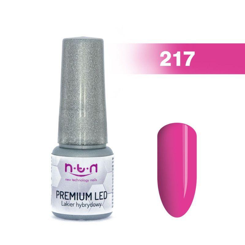 217.NTN Premium Led lak na nehty 6 ml