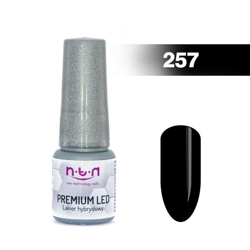 257.NTN Premium Led lak na nehty 6 ml