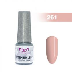 261.NTN Premium Led gel lak na nehty 6 ml (A)